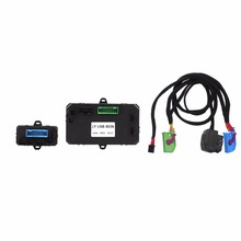 Immobilizer Bypass Module for Audi Remote Start the Engine GPS Tracker Work with Mobile Phone ecu programmer bypass for audi skoda seat vw bypass immo ecu unlock emulator immobilizer tool with free shipping