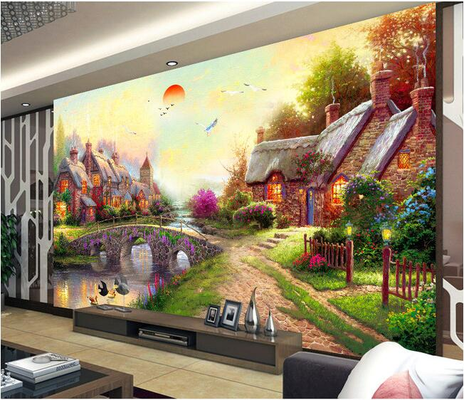 3d wallpaper custom mural non woven 3d room wallpaper