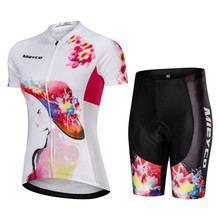 Buy cycling bib short women team and get free shipping on AliExpress.com 208ea8e25