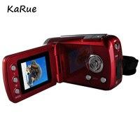 12MP 720P HD Digital Video Camera With 4 X Digital Zoom 1 8 LCD Screen Mini