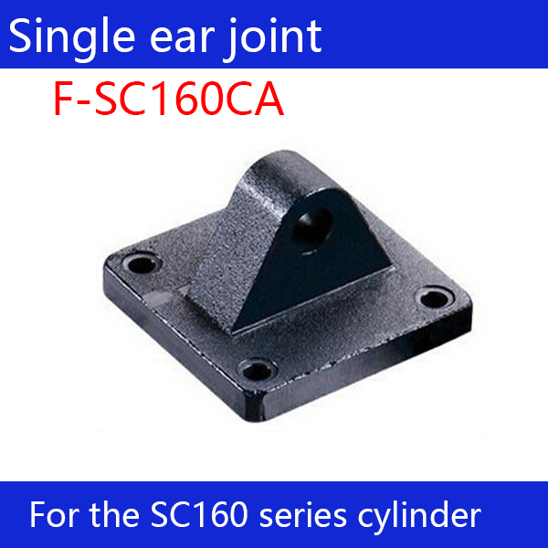 Free shipping 2 pcs Free shipping SC160 standard cylinder single ear connector F-SC160CA free shipping 2 pcs free shipping sc40 standard cylinder single ear connector f sc40ca