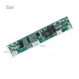 "Image 4 - 19/21.5/22 ""XQY10L17 V9 Universal Inverter Hintergrundbeleuchtung Led treiber WLED Konstante Strom Bord LED Streifen Tester Für 4Pin 1,25mm/1mm"