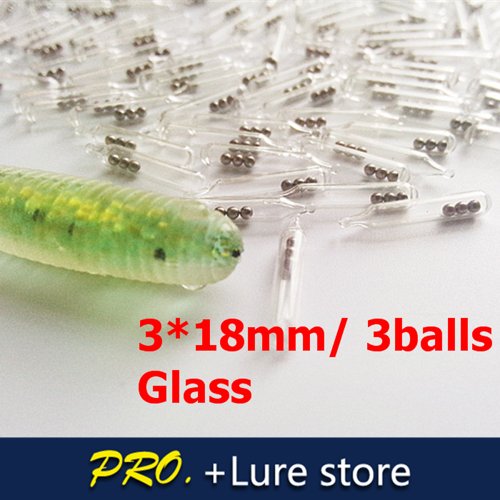 Fishing Lure 4mm /& Worm Jig Rattles Fly Tying 3mm 5mm NEW! GLASS RATTLES