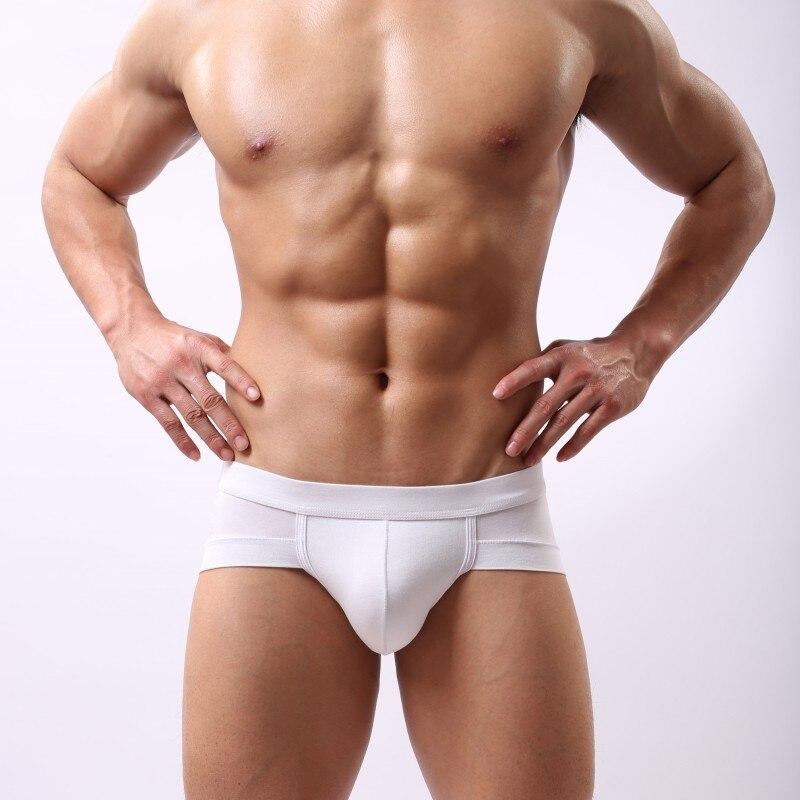 New Design Underwear Men Fashion Cotton Briefs Men Slip Sexy Underwear For Man