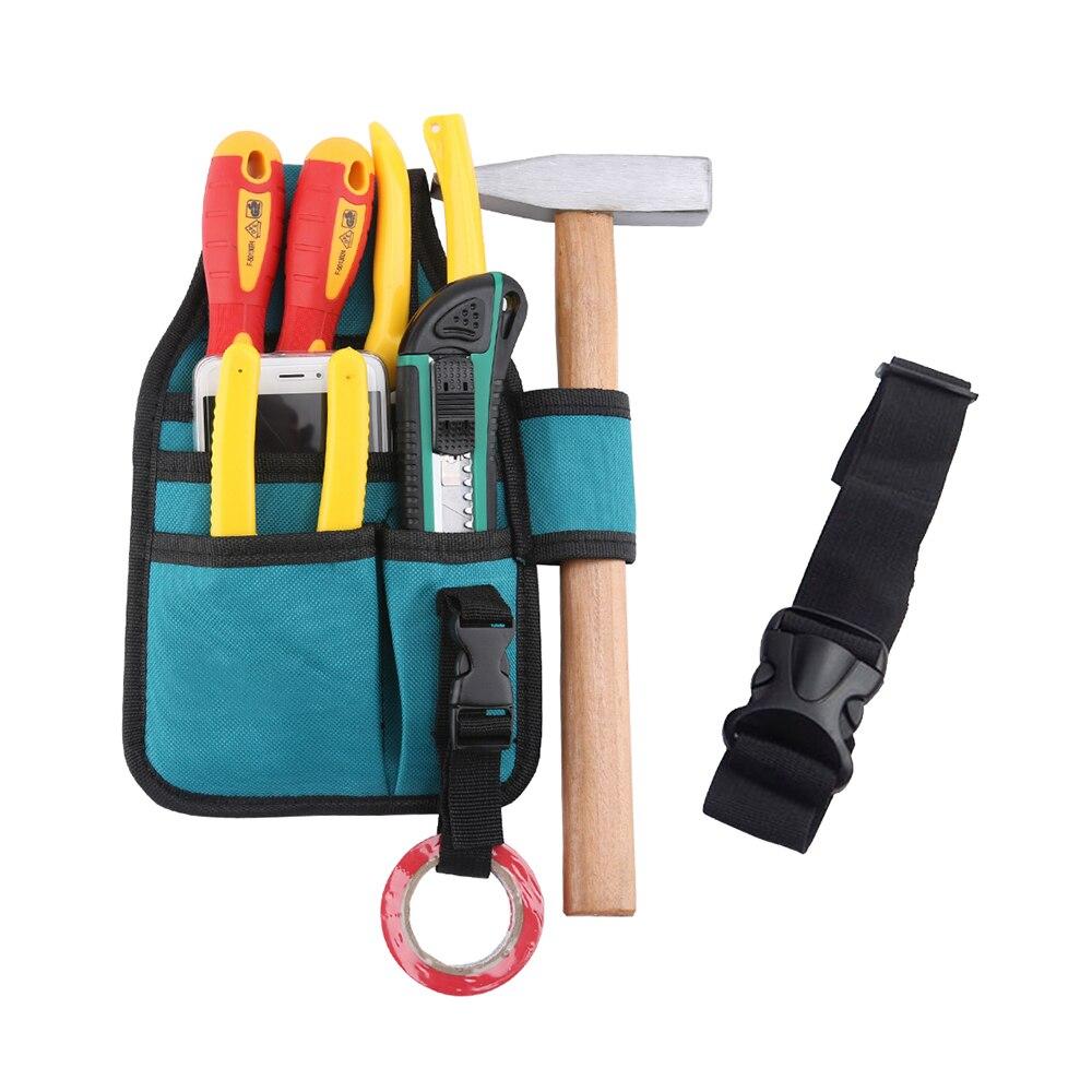 Bolsa De Cintura Carpinteria Para Hombre Carpintero Herramientas Cargador