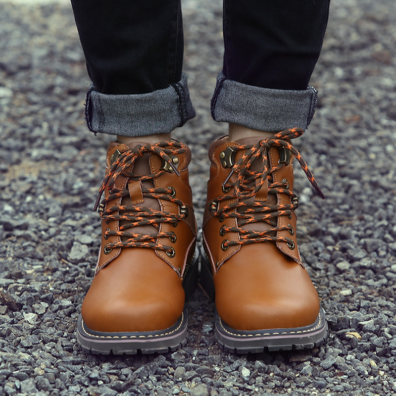 Popular Great Work Boots-Buy Cheap Great Work Boots lots from ...