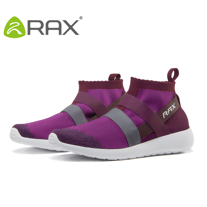 Rax 2017 Lightweight Running Shoes Zapatos Sneakers for Women Breathable Spring Summer Bandage Sexy Outdoor Sports Shoes Women