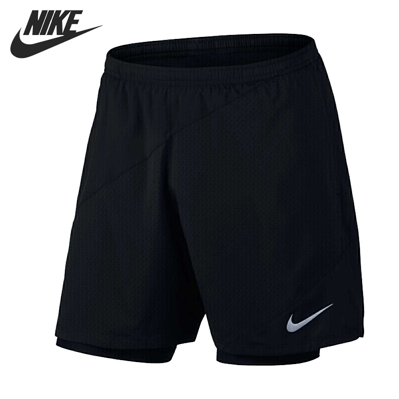Original New Arrival NIKE FLX 2IN1 7IN DISTANCE Men's Shorts Sportswear nike m nk flx short 7in distance