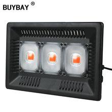 BUYBAY Volle Geführte spektrum Wachsen Licht Wasserdichte IP67 100 W 200 W 300 W COB Wachstum Flutlicht für Anlage innen Hydrokultur Gewächshaus