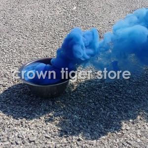 Image 5 - Heißer farbige Magic rauch requisiten für photograp Studio Video backgroud rauch kuchen nebel Pyrotechnik szene magie trick spielzeug für erwachsene