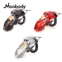 купить Male Sex Cock Cage With Penis Ring/Electric Shock Host Medical Themed Toys Chastity Dick Cage Adult Sex Toys For Men Gays дешево