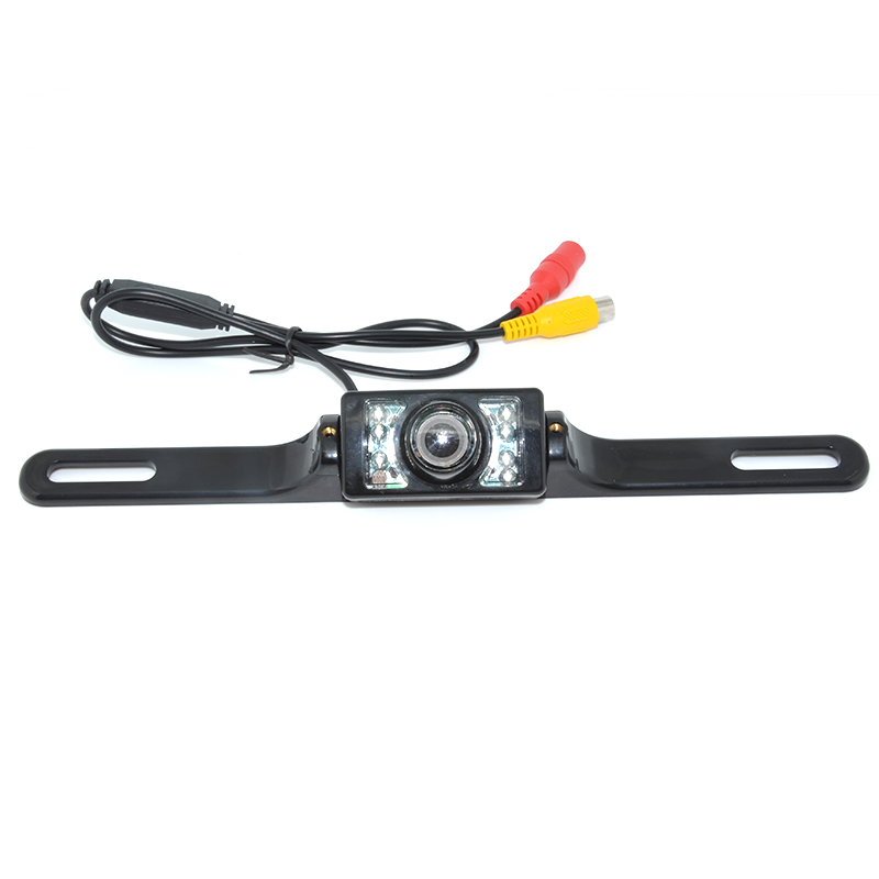 №Universal Night Vision Car HD CCD Rear View 7LED Camera+ ...