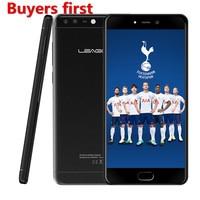 LEAGOO T5C 5.5 Inch 1920x1080 FHD Smartphone 3GB RAM 32GB SC9853 Octa Core Android 7.0 13MP Fingerprint 4G LTE Mobile Phone
