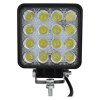 1pcs 4 Inch 48W LED Work Light Bar For Indicators Auto Car Driving Offroad Boat Car