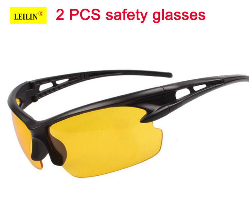 Safety Goggles Night vision Goggles Sunglasses UV Protection Driving Graced Glasses Moto Eyewear Cycling Riding Tactical glasses safety goggles night vision goggles sunglasses uv protection driving graced glasses moto eyewear cycling riding tactical glasses