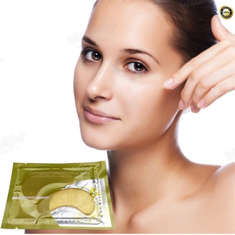 2pcs Golden Cucumber Eye Mask Skin Care Brand Anti-wrinkle Anti-aging Moisturizing Remove Dark Circle Fade Fine Lines Eye mask