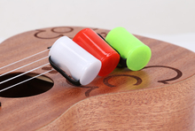 1 pcs Mini Size Guitar Ukulele Sand Shaker Hammer Rhythm Finger Sand Hammer Sand Bell Guitar Accompaniment Ukulele Accessories недорого