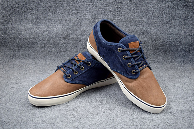 US5-11 Boys GLOBE ENCORE-2 Board Shoes distressed navy Anti-Fur Street Shock-Absorbant Footwear Size8-11 Available