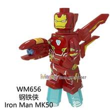 Iron Man Legoings Avengers 4 Endgame Captain Marvel Thor Hulk Rocket Raccoon Antman Legoing Ironman Building Blocks Toys Gift