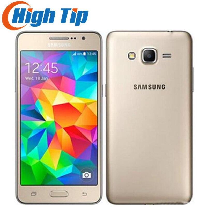 Фото. Разблокирована оригинальный Samsung G530 G530H Galaxy Grand Prime четыре ядра процессор Dual Sim 8 Г