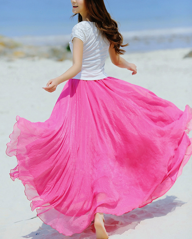 Beautiful Long Skirts