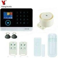 YobangSecurity Touch Screen Wireless Wifi 3G Sim Auto Dial Home House Office Security Burglar Intruder Alarm