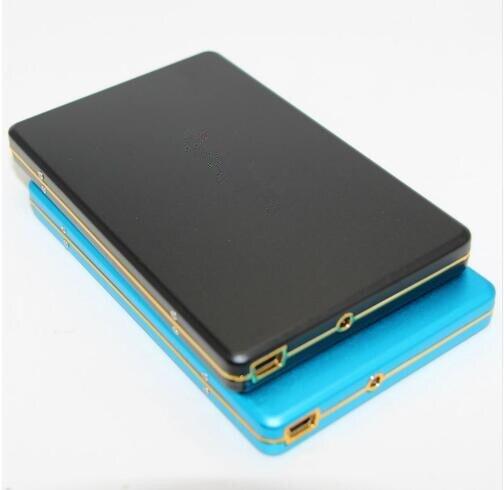 Disque dur externe USB disque dur 2.0 HDD 2 to pour bureau et ordinateur portable hd externo 1000 gb 2000 gb disco duro externo