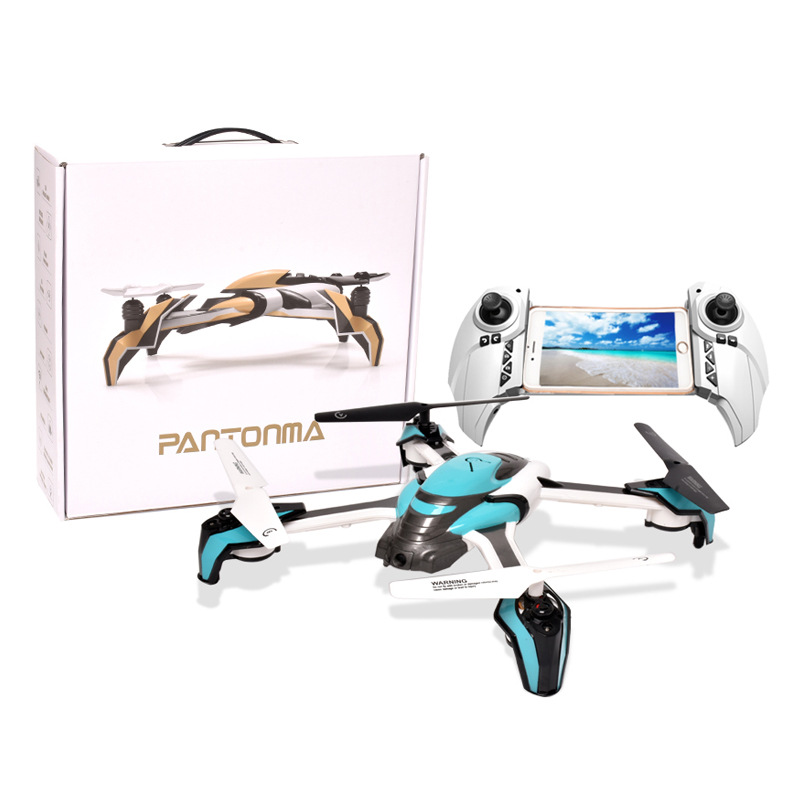 KaiDeng K80 WIFI FPV 2.0MP HD Camera Drone include High-Defintion Anti-collision Induction Modular Customization RC Helicopter цены онлайн