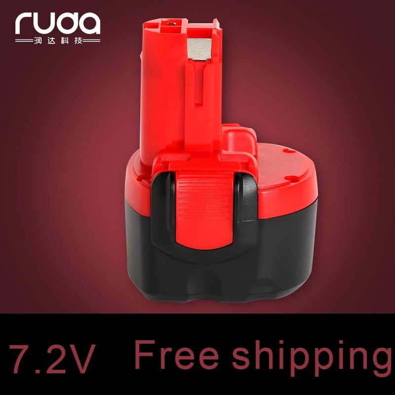 for BOSCH 7.2V 1300mAh power tool battery Ni CD,GSR7.2-1 / GSR7.2-1 / GSR7.2-2,2607335587,2 607 335 437 / 607 / 2 607 335 587