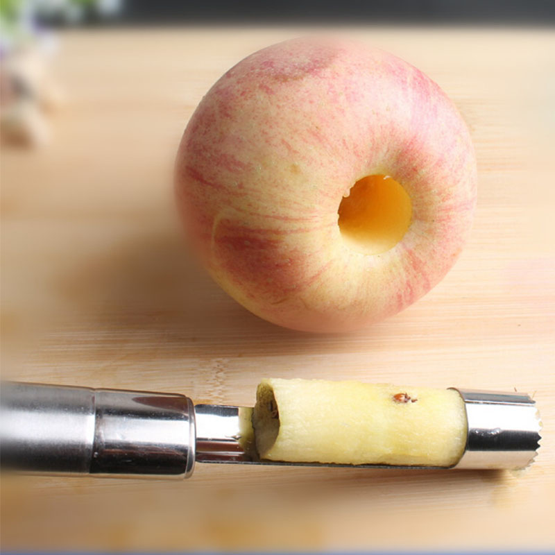 Seed Kitchen And Bar: Stainless Steel Portable Fruits Core Seed Remover