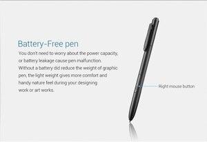 Image 5 - جهاز لوحي للرسم بشاشة 10 بوصة Parblo Coast 10 مزود بقلم يعمل بدون بطارية يدعم جهاز التشغيل Win Mac + قفازات مضادة للحشف كهدية