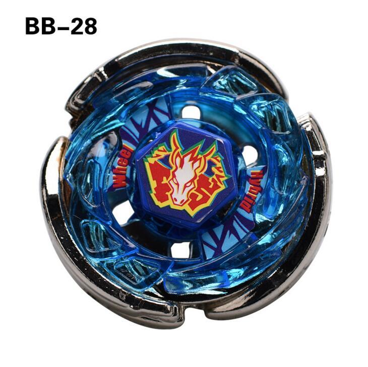 Θύελλα Πήγασος (Πήγασος) BB28 4D Beyblade γνωστός και ως Spegasis Χωρίς εκκίνηση