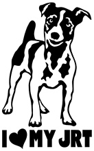 Buy Jack Russell Terrier Stickers And Get Free Shipping On