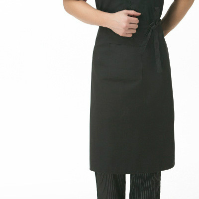 Hotel Restaurant Chef Cook Apron Women Half Body Apron Chefs Waist Apron Cleaning Tools Chef Jacket Uniforms Waiter 18