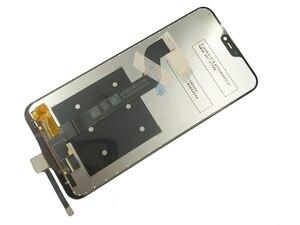 Image 3 - Pantalla LCD táctil para Xiaomi Mi A2 Lite/ Redmi 6 Pro, montaje de marco, piezas de reparación de pantalla táctil