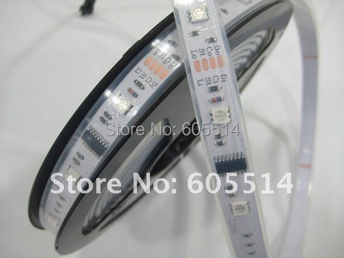 [Seven Neon]Free DHL shipping 6803 digital dreaming colors 20meters waterproof  5050 led smd strip