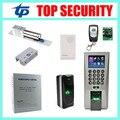 High security system biometric fingerprint access control ZK F18 fingerprint reader FR1200 fingerprint access reader with TCP/IP