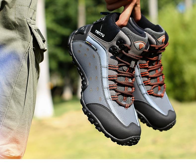Outdoor Hiking Waterproof Shoes