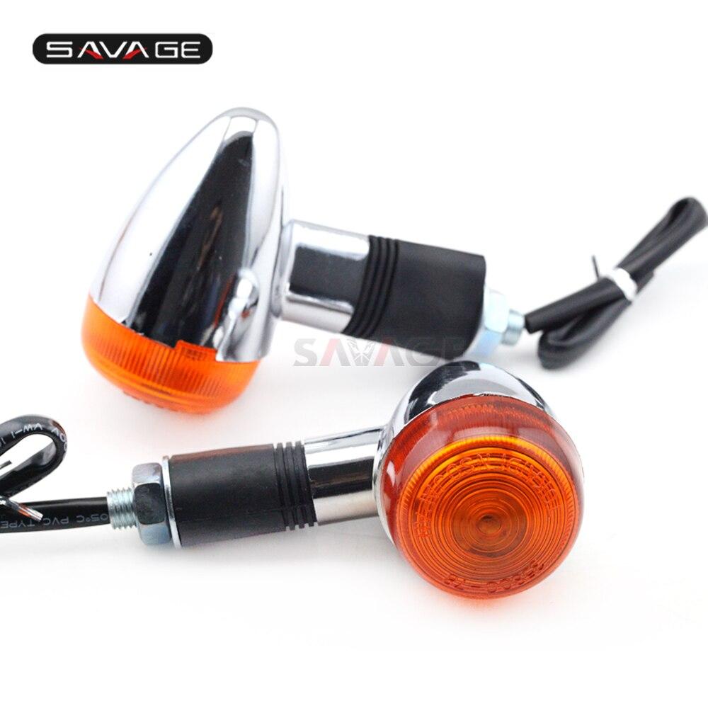 Rear Turn Signal Light Lamp Indicator For YAMAHA XVS 125/250/400/650/1100 Drag Star SRV250 XVS125 XVS250 XVS400 XVS650 XVS1100