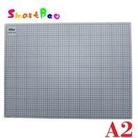 A2 Translucent Cutting Mat With Grid Lines Gridded Cutting Mat Esteira de Corte 60x45cm