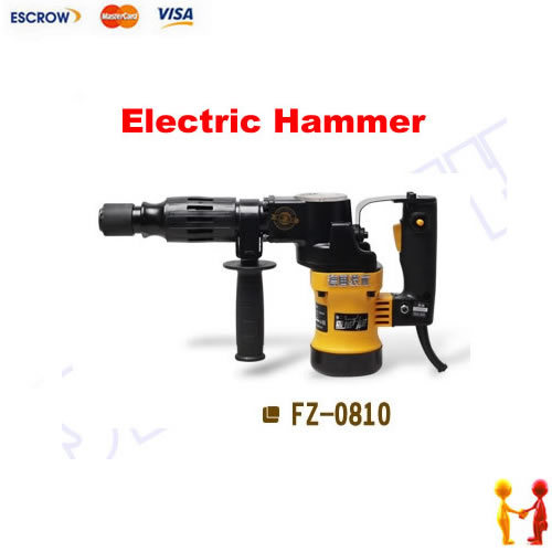 ФОТО High quality, high power electric pick 1800W, electric hammer FZ-0810