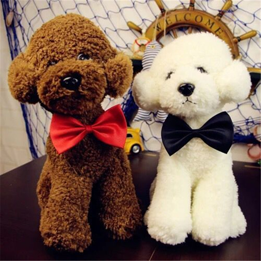 Gentleman Dog Cat Puppy Neckties Animal Suit and A dog bow-tie with a dog bow collar and dog collars