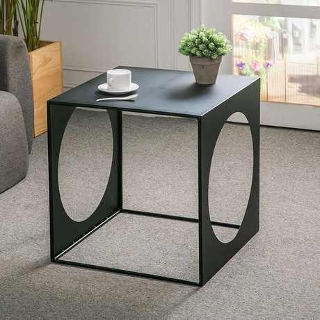 Столики Гостиная мебель для дома гладить квадратный для кофе Столик придиванный столик мез tavolino да salotto 50*50*50 см