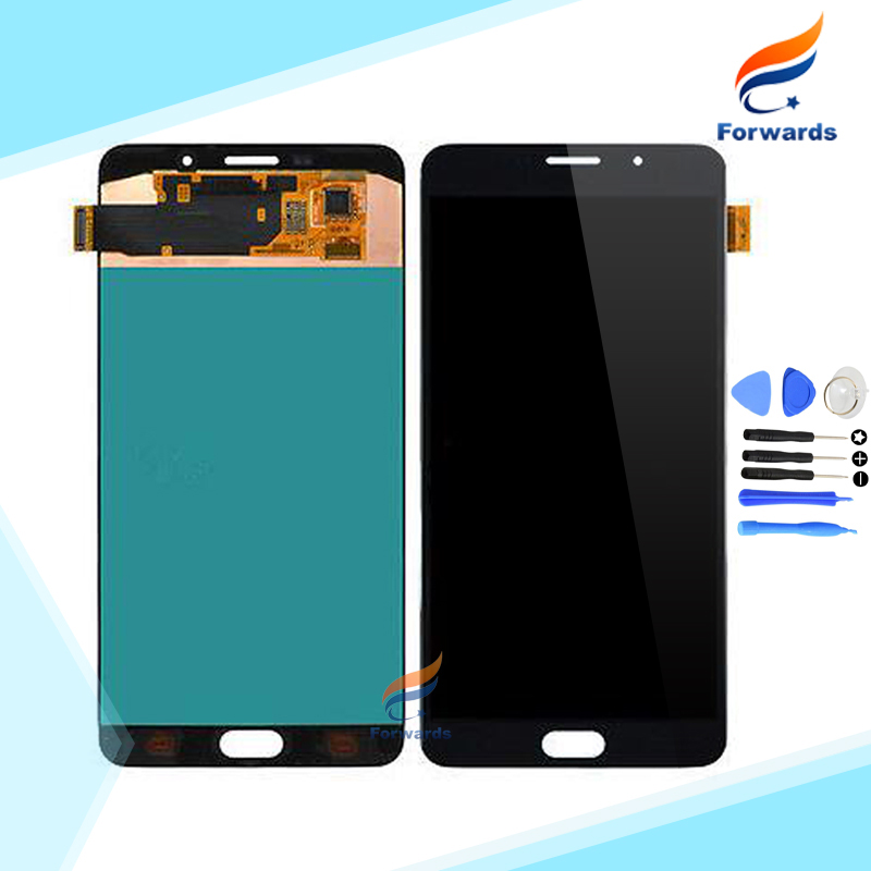 100% Brand new Screen for Samsung Galaxy A9 A9000 A900 Lcd Display with Touch Digitizer + Tools Assembly 1 piece free shipping brand new lcd for samsung s5 i9600 g900a g900f g900t screen display with touch digitizer tools assembly 1 piece free shipping