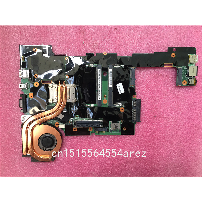 New and original laptop Lenovo ThinkPad X230 X230i motherboard mainboard i5 i5 3320M CPU with fan