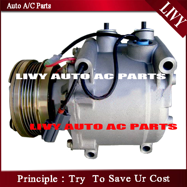 New ac a c compressor with clutch air conditioning pump for Honda civic ac compressor replacement cost
