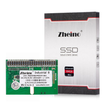 Zheino 44PIN IDE/PATA SSD DOM MLC 64GB Horizontal+Socket Industrial Disk On Module Solid State Drives