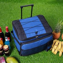 Cooler Bag Trolley-Bags Lunch Pinic-Box Ice-Pack Milk Fruit Fresh Big-Capacity High-Quality