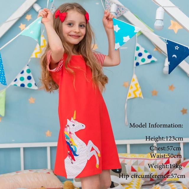 fe2b26bc191e Baby Girls Summer Dress Floral Princess Costume 2018 Brand Kids ...