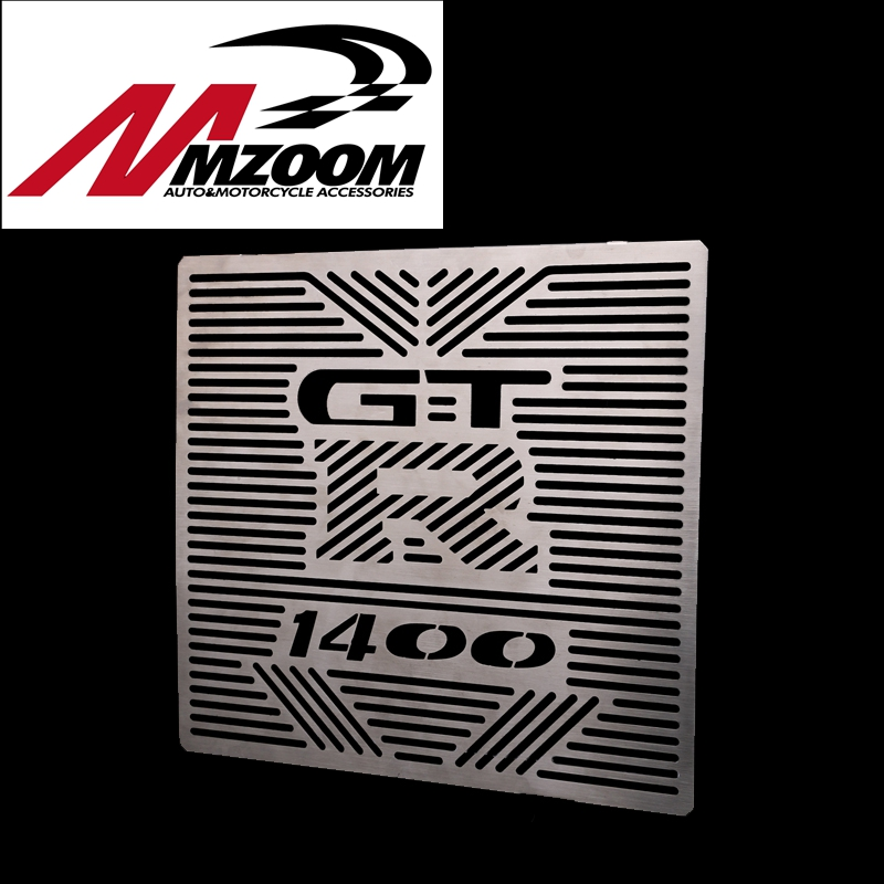 Motorcycle Accessories grille radiator shield for kawasaki gtr1400 gtr 1400 2012-2014Motorcycle Accessories grille radiator shield for kawasaki gtr1400 gtr 1400 2012-2014